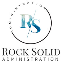 Rock Solid Administration Logo